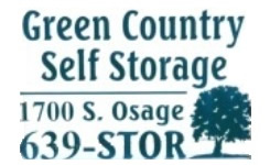 Green Country Self Storage